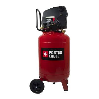 6. Porter Cable PXCMF220VW 20-Gallon Portable Air Compressor