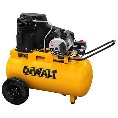 5. DeWalt DXCMPA1982054 20-Gallon Portable Air Compressor