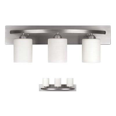 WholesalePlumbing IVL370A03BPT 3 Bulb Vanity Light Review