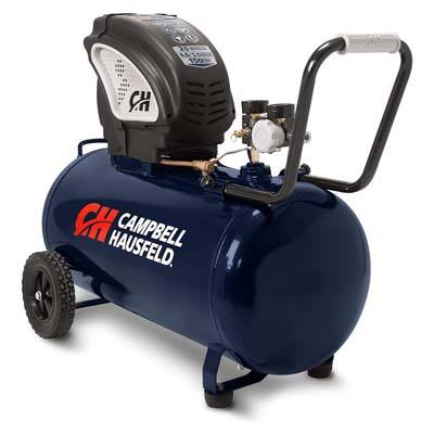 2. Campbell Hausfeld 20 Gallon Air Compressor