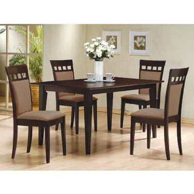 7. Life Home 4 Person Table and Chairs Dining Dinette