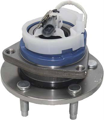 3. Detroit Axle Front Wheel Hub and Bearing Assembly