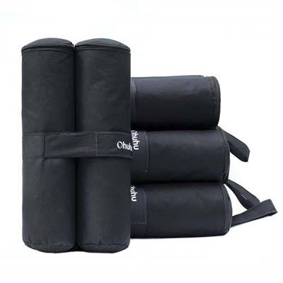 6. Ohuhu Canopy Weight Bags