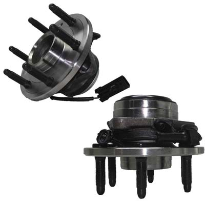 2. Detroit Axle Wheel Hub and Bearing Assembly