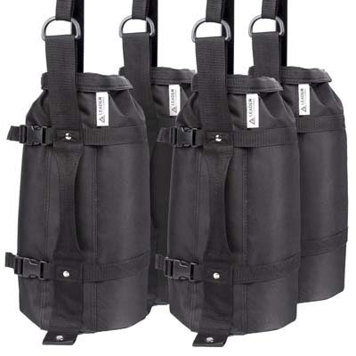7. Leader Accessories 4Pcs/Pack Weight Bags