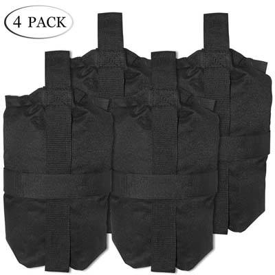 8. TopCamp 4 Packs Sand Bags