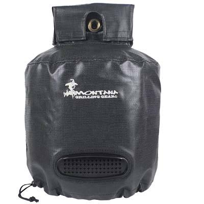 5. Montana Grilling Gear Propane Tank Cover for 20lb Tank
