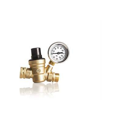 10. Kanbrook RV Water Pressure Regulator - with TWO Inlet Filters