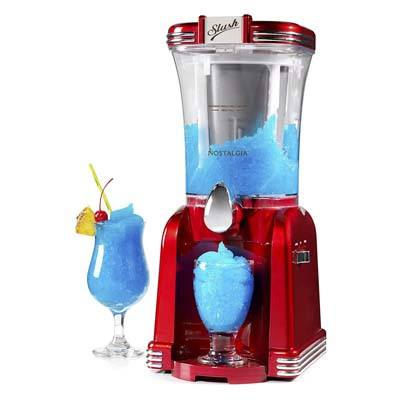 2. Nostalgia 32-Ounce Slush Drink Maker (RSM650)