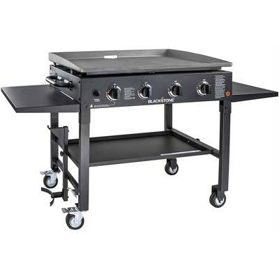 9. Blackstone 36 inch Restaurant-Grade Outdoor Flat Top Gas Grill