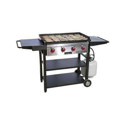2. Camp Chef Flat Top Grill (FTG600)