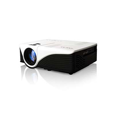 6. iDGLAX Mini Portable Projector iDG-787W