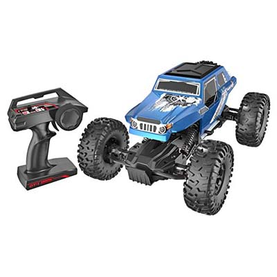 5. Danchee Remote Control Off Road Truck