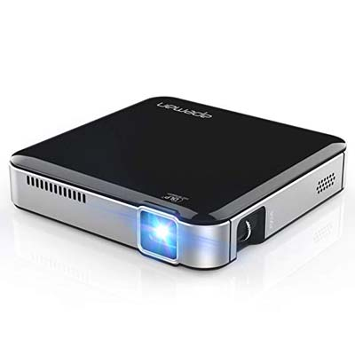 10. APEMAN Mini Projector