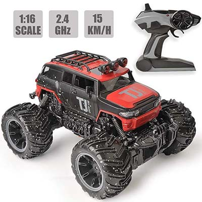 9. RC Car Off Road Vehicle By IMMOSO