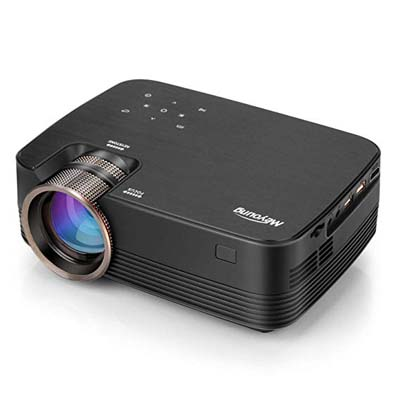 4. Meyoung Mini Projector