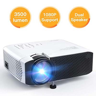 9. APEMAN Mini Projector