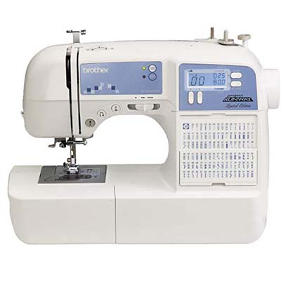 4. Brother Sewing Machine, XR9500PRW