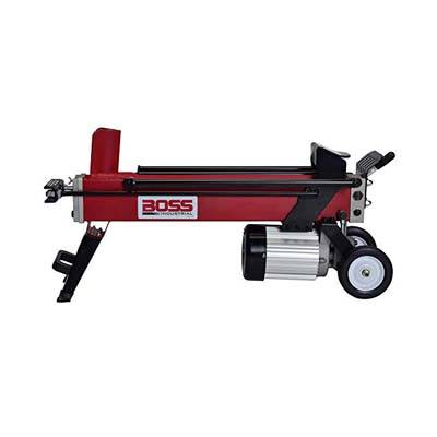 8. Boss Industrial Electric Log Splitter, EC5T20