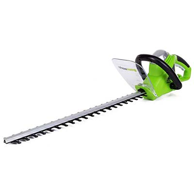 5. Greenworks Hedge Trimmer, 2200102