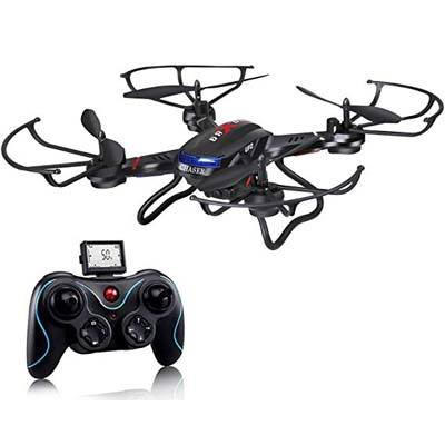 2. Holy Stone Quadcopter Drone with HD Camera, F181C RC