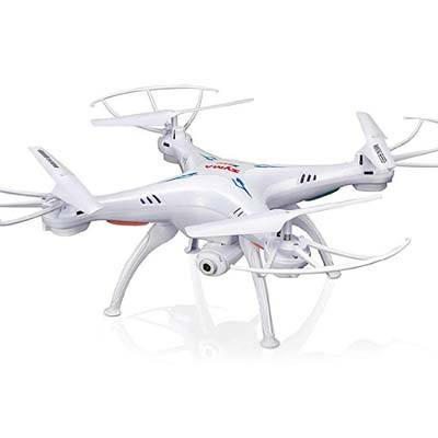4. Cheerwing Syma Quadcopter Drone, X5SW-V3