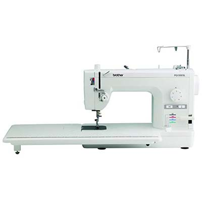 9. Brother Quilting and Sewing Machine, PQ1500SL
