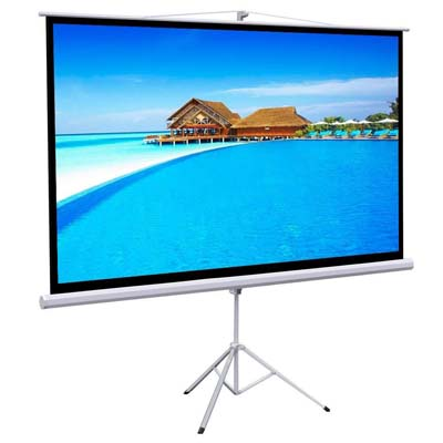 6. Gotobuy HD Projection Screen