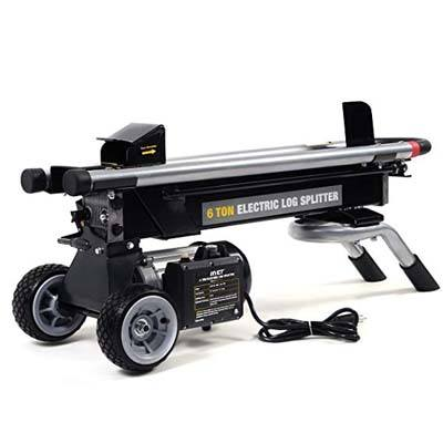 6. Goplus Electric Log Splitter