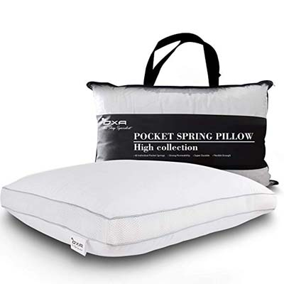 8. OXA SPRING BED PILLOW