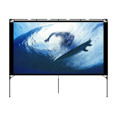 3. Vamvo Outdoor Projector Screen