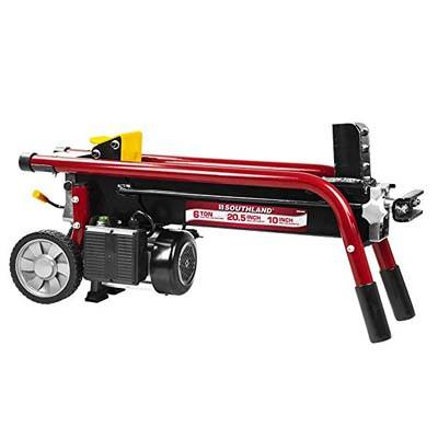 7. Southland Outdoor Power Equipment Electric Log Splitter-SELS60