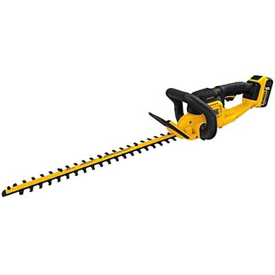 3. DEWALT Hedge Trimmer, DCHT820P1