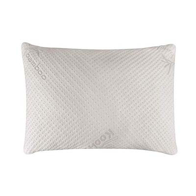 3. Snuggle-Pedic Combination Pillow (with Zipper)