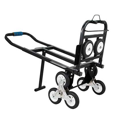 6. VEVOR Stair Climbing Cart 45 Inches