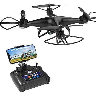 8. Holy Stone RC Drone, HS110D