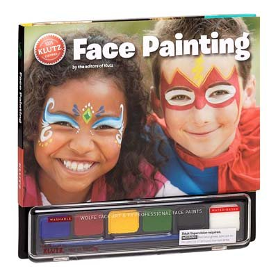 6. Klutz Face Painting Kit
