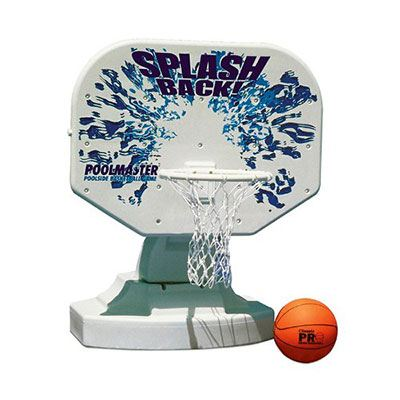8. Poolmaster Splashback Poolside Basketball Game