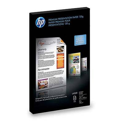 8. HP Color Laser Presentation Paper, Glossy