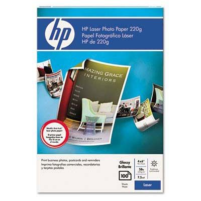 9. HP Color Laser Photo Paper - HEWQ8842A