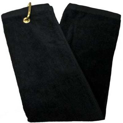 3. Tri-Fold Golf Towel