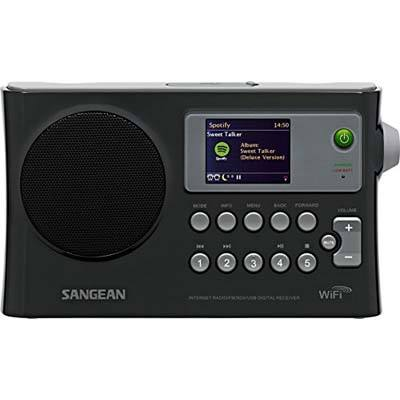 2. Sangean Internet Radio Digital Receiver