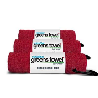 1. Greens Towel Microfiber (16