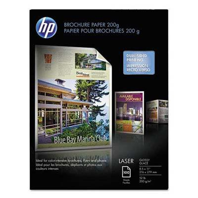 10. HP Color Laserjet Photo Paper