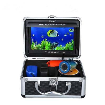 1. Eyoyo Underwater Fishing Camera,7-inch