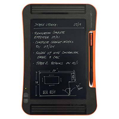 3. Boogie Board LCD Writing Tablet with Bluetooth