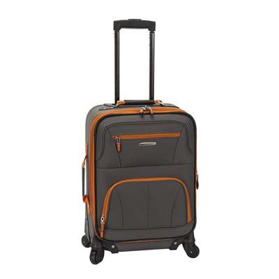 4. Rockland Expandable Carry On Luggage
