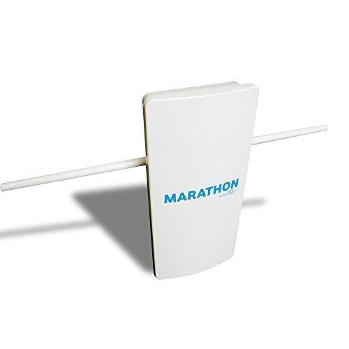 2. Free Signal TV Marathon Indoor Outdoor Antenna