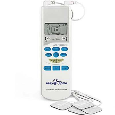 6. Easy@Home TENS Unit Muscle Stimulator