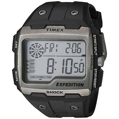 3. Timex Expedition Grid Shock Watch